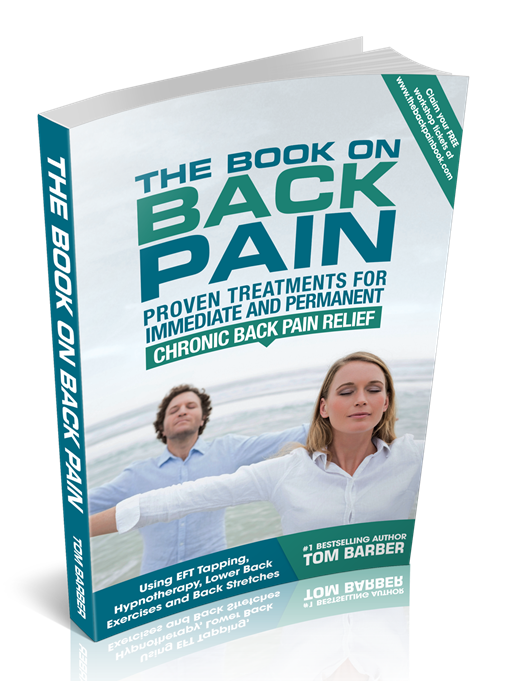 Dr Tom Barber Books The Book on Back Pain